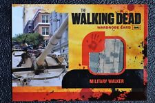 Walking Dead Season 1 M12 Variant Military Walker Costume Wardrobe Trading Card