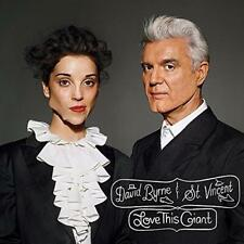 David Byrne/ St Vincent - Love This Giant (NEW CD)