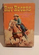 1954 Roy Rogers & Echanted Cayon Western HC Book-FREE S&H (M2249-ARRI)