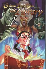 Zenescope Comics Grimm Fairy Tales presents The Library First Edition May 2012