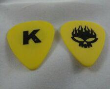 """OFFSPRING Greg K Guitar Pick BIG FAT WIDE BOLD """" K """""""