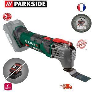 PARKSIDE® Outil multifonction sans fil PAMFW 20-Li A sans batterie et chargeur