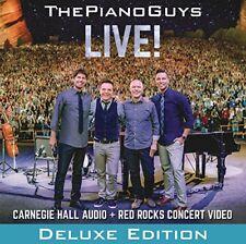 CD musicali live edizione deluxe
