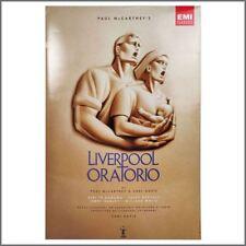 Paul McCartney 1991 Liverpool Oratorio Promotional Shop Display (UK)