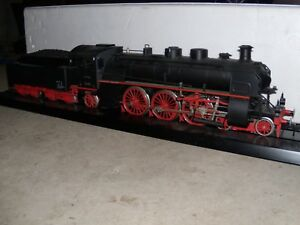 Locomotive à vapeur S 3/6 BR 18 DB Märklin 54561 échelle 1 I NEUVE
