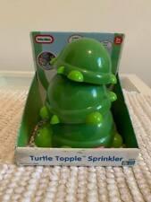 Little Tikes Turtle Topple Sprinkler (Spins and Sprays!)