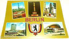 West Berlin Ansichtskarte 50er 60er Jahre 12 å