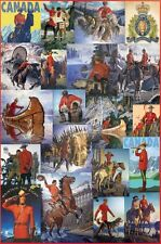 Jigsaw puzzle International Royal Canadian Mounted Police 1000 piece NEW Made US