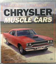 Chrysler Muscle Cars by Mike Mueller (1993, Paperback, Revised) 1969 Hemi