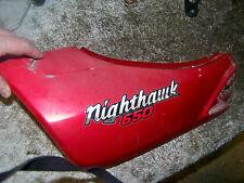 1984 Honda CB650 CB 650 SC Nighthawk Left Side Cover #1