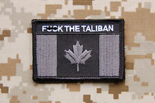 Canada Joint Task Force 2 F*** THE TALIBAN Patch JTF2 Special Forces Afghanistan
