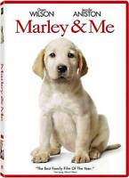 Marley & Me DVD 2009 Widescreen Jennifer Aniston Preowned Tested