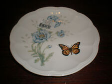 LENOX BUTTERFLY MEADOW MONARCH PARTY PLATE NEW WITH TAG