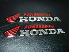 HRC Sticker Decal CBR 250 600 900 1000 NSR VFR Fireblade Hornet Parts x2