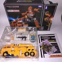 New Transformers Toy Takara Masterpiece MP-35 Grapple G1 Crane figure In stock