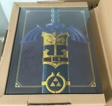 NEW The Legend of Zelda: Art and Artifacts Limited Edition Nintendo Poster BONUS
