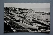 R&L Postcard: Harbour & Garens Broadstairs, 1940's Classic Cars, Valentine