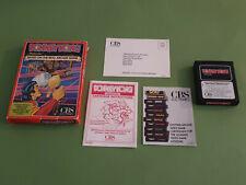 Donkey Kong Boxed Atari 2600 VCS Game Cartridge - Coleco (Black Cartridge)