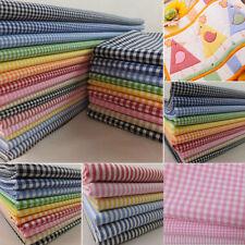 By the Metre Tartan 100% Cotton Craft Fabrics