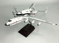 Scale Model of Mriya Buran 1: 250 Hand Made by Antonov Aircraft. Souvenir. Rare