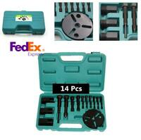 Westward 1Ymg5 A//C Clutch Tool Kit installer//Remover For Clutch Pressure Plates