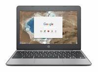 HP 11-v020wm Intel N3060 4GB 16GB 11.6-inch Touchscreen Chromebook