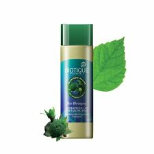 Biotique Bio Bhringraj Therapeutic Oil for Falling Hair (Pack of 2) - 120 ml