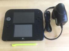 Nintendo 2DS Blue & Black Handheld System
