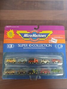 Micro Machines - Super 10 Collection