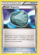 Fossile Nageoire - XY3:Poings Furieux - 98/111 - Carte Pokemon Neuve Française