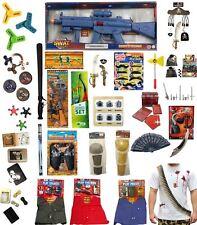 Kids Gils/Boys Toys Fidget Spinner Pirate Set Guns Let's Play Police Fireman Kit