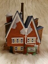 Dept 56 New England Village Series Heritage Village Yankee Jud Bell Casting