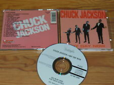 CHUCK JACKSON - ANY DAY NOW / INSTANT-CD 1991 MINT!