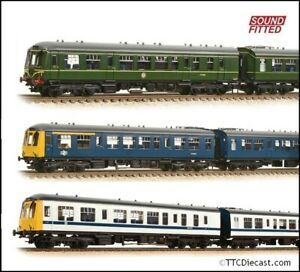 Graham Farish, Latest Release 3 car Class 108s, Choice of Liveries, N Gauge