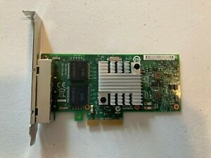 IBM 94Y5167 49Y4241 Intel I340-T4 Quad Port Ethernet GB PCI Network Adapter