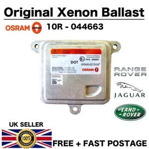 Osram Xenon Ballast XenaElectron Jaguar XFR Range Rover Evoque 10-R034663 Unit