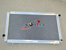Aluminum Radiator for Subaru Impreza WRX STI GC8 2.0L 92-00 93 94 95 96 97 98 99