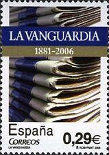 España 2006, Serie Diario La Vanguardia (**) UNC