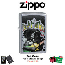 Zippo Bob Marley Reggae Vibes Genuine Windproof Lighter #29307