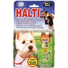 empresa de animales Halti Cabeza de Perro Collar - Tamaño 4 , negro