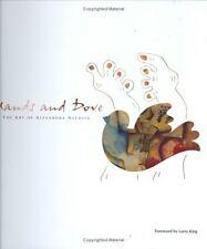 Alexandra Nechita -Hands and Dove Book