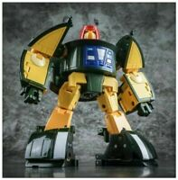 NEW X-TRANSBOTS MM-IXB Barada Blue Color Figure in Stock