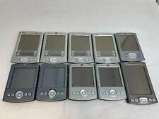 Mixed Lot 10 Palm Tungsten Handheld Pda Organizer, Models T, T2, T3, T5, E, E2