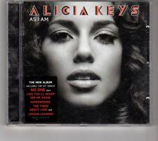 (HP114) Alicia Keys, As I Am - 2007 CD