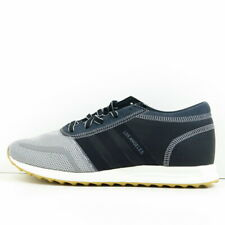 Adidas Originals LOS ANGELES Black Grey Trainers Sneakers AQ5788 - Genuine