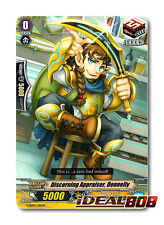 Cardfight Vanguard  x 4 Discerning Appraiser, Donnelly - G-SD02/016EN - (common