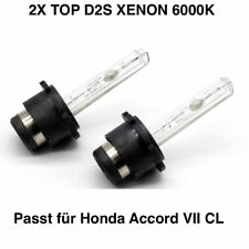 2x Neu D2S 6000K 35w Xenon Ersatz Lampen  Honda Accord VII CL