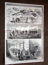 Il tiro al bersaglio a Busto Arsizio nel 1879 Rancio Il tiro Operaie
