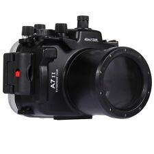 40m Waterproof Underwater Housing for Sony A7 II, A7R II, A7S II 28-70mm Cameras