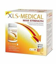 XLS-MEDICAL MAX STRENGTH 120 Compresse 100% originali confezionati sigillati